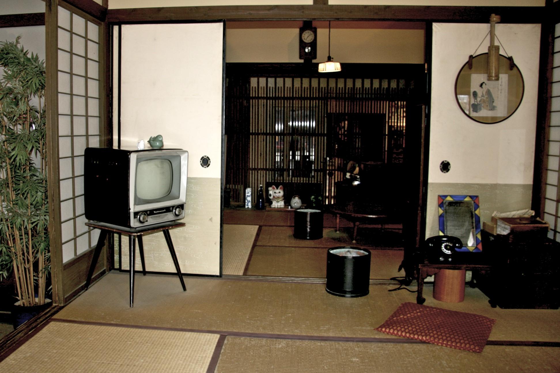 Toei movie land di kyoto giapponizzati - Case anni 50 ...